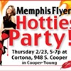 Mark Your Calendar: Hotties Party!
