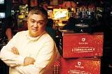 Master brewer Tony Vieira - JUSTIN FOX BURKS