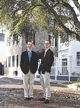 Matt and Ted Lee, boiled-peanut aficionados and cookbook authors