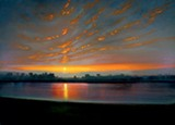 Matthew Hasty's - River Sunset