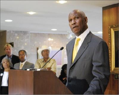 "Mayor Willie Herenton's Resignation, 1st place: ""Best Memphis Success"" - BIANCA PHILLIPS"