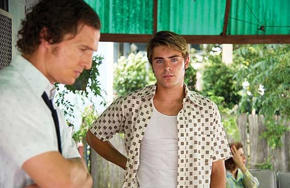 McConaughey and Efron