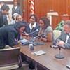 School Board Hires Miami's Cash -- Maybe
