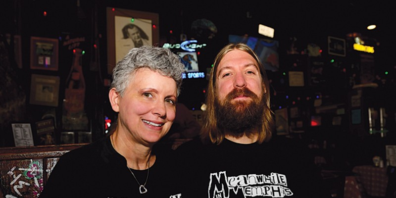 Meanwhile At Indie Memphis Meanwhile in Memphis directors Nan Hackman and Robert Allen Parker