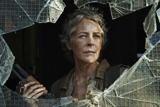 Melissa McBride as Carol in The Walking Dead