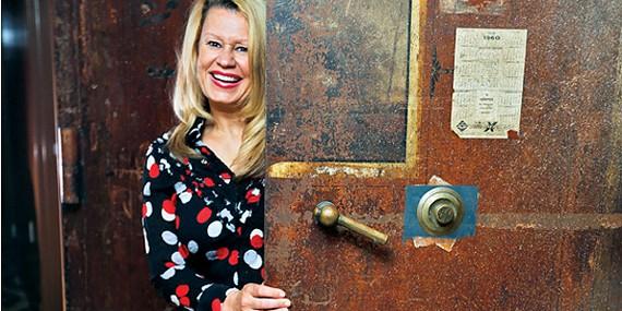 Melissa Nichopoulos of the Wine Cellar