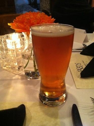 Aperitif: Hop Harvest Ale