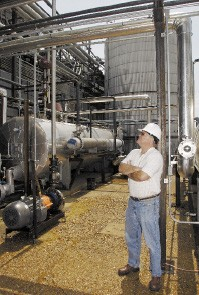 Memphis Biofuel's Ken Arnold - JUSTIN FOX BURKS