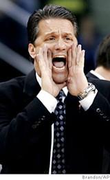Memphis Coach John Calipari