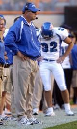 Memphis Coach Tommy West