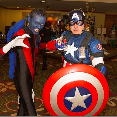 Memphis Comic & Fantasy Convention 2014