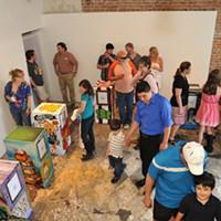 Memphis Flyer Box Party 3/28/2012  Larry Kuzniewski