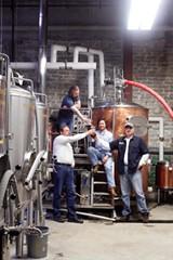 Memphis' High Cotton Brewery - JUSTIN FOX BURKS