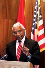 JUSTIN FOX BURKS - Memphis Mayor A C Wharton Jr.,