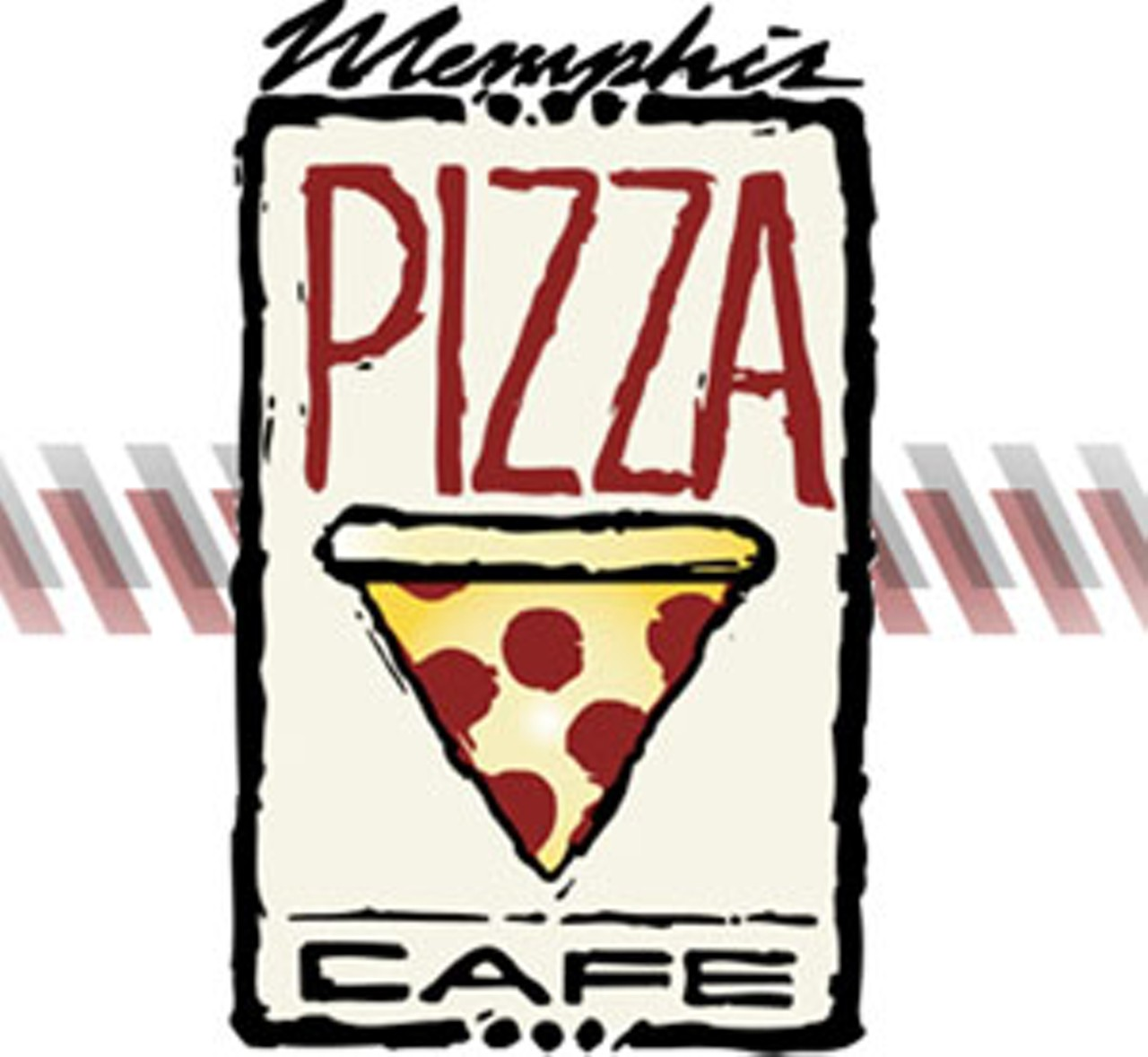 Memphis Pizza Cafe Menu