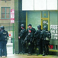 Fed Program Puts Little Military Gear in Memphis