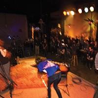 Memphis Punk Goes West