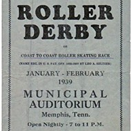 Memphis Roller Derby - in 1939
