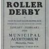 Memphis Roller Derby - in 1939