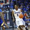 Memphis Thrashes Tulsa in Senior Day Finale, 75-53