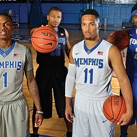 Memphis Tiger Basketball Lives! (and more stuff)