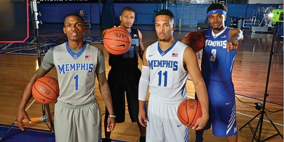 Memphis Tiger Basketball Lives! (and more stuff) | From My ...