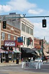 Memphis Vibe lures new residents by touting amenities like Beale Street.