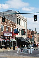 HANNAH SAYLE - Memphis Vibe lures new residents by touting amenities like Beale Street.