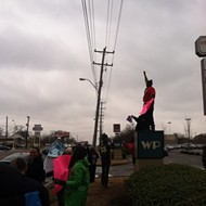 Memphis Workers Protest After Recent Nationwide Wage Wins