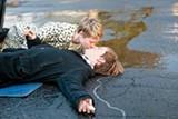 Mia Wasikowska and Henry Hopper