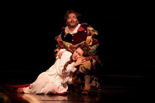Michael Corvino and Anya Matanovic