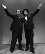 Michael Detroit and Dave Landis
