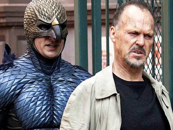 Michael Keaton - and Michael Keaton in Birdman