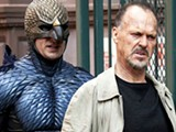 Michael Keaton - and Michael Keaton in Birdman