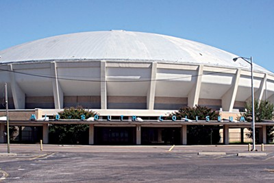 Mid-South Coliseum - COURTESY BC BUCKNER | FORGOTTEN MEMPHIS | WIKIMEDIA COMMONS