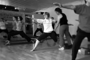 Midtown Yoga, 1st place: Best Yoga Studio - BY JUSTIN FOX BURKS
