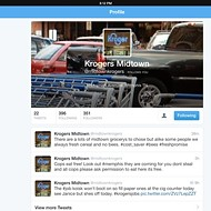 "@MidtownKrogers ""Account Suspended"" — and Now Back?"