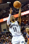 Mike Conley: Man of the Match