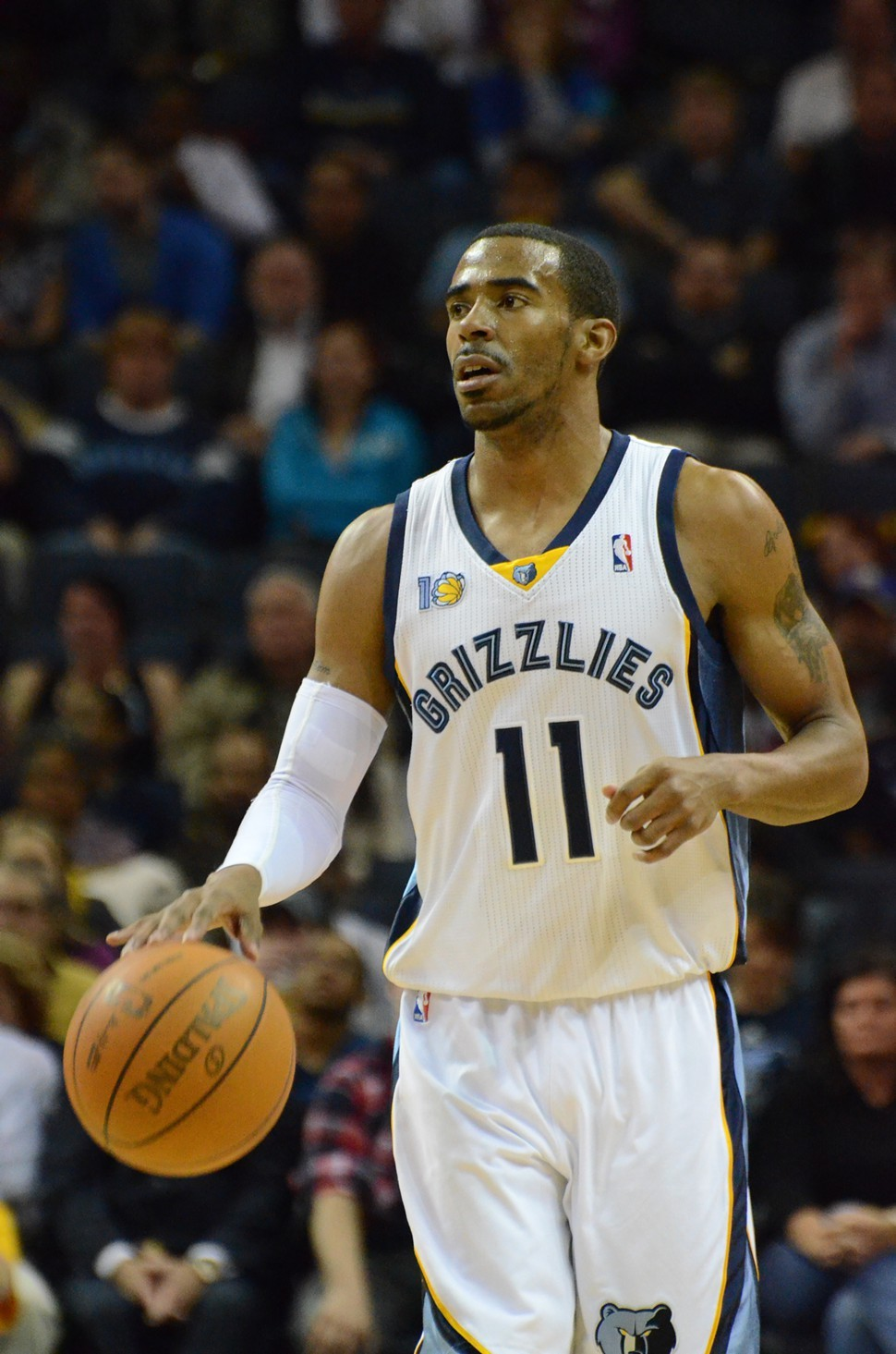 Mike Conley rebounded with a massive Game 2.