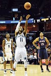Mike Conley: the Grizzlies change agent for 2012-2013