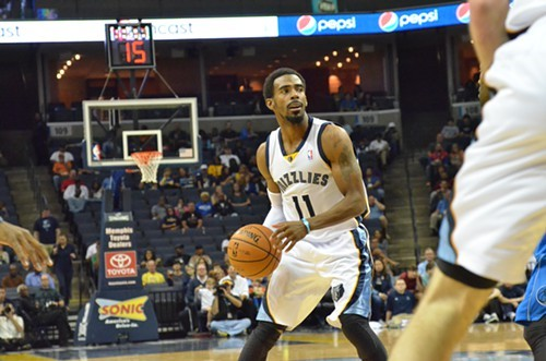 Mike Conley was quietly excellent on the Grizzlies whole West Coast trip.