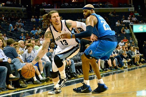 Mike Miller started last nights game against Dallas.