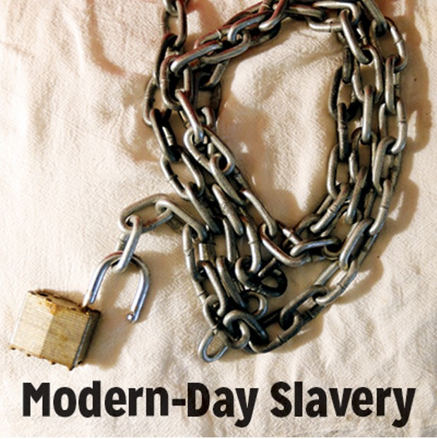 Modern Day Slavery Cover Feature Memphis News And