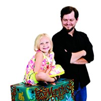 Flyer Art Boxes 2013 Mollie and Nathan Parten