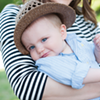 Moms with Style - Alexandra Nicole and son Jack - The Ivory Closet