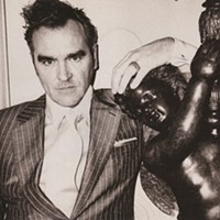 Morrissey: May 27th at the Orpheum