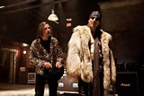 Moves like Axl: Tom Cruise (right) in Rock of Ages