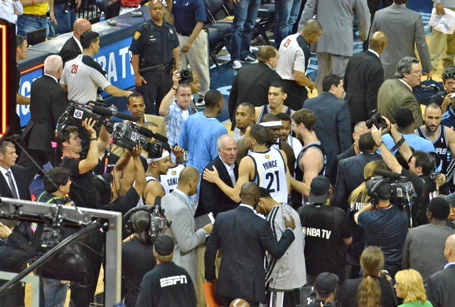 Movin On: The Spurs to the Finals; the Griz to a summer of big questions.