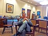 JACKSON BAKER - Nashville Mayor Karl Dean