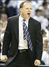 Nevada Coach Mark Fox